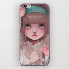 Le coeur en liesse... iPhone & iPod Skin