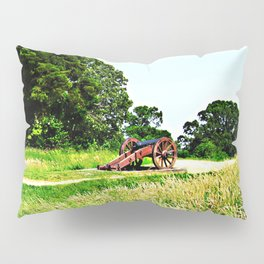 Yorktown Battlefield Pillow Sham