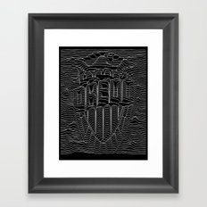 Judge Division Framed Art Print