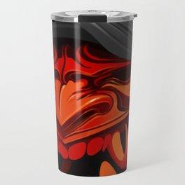 RED DEMON Travel Mug