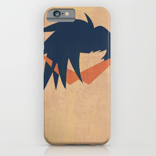 Minimalist Kamina iPhone & iPod Case