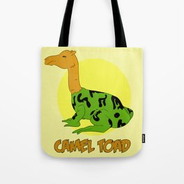 The Camel Toad Tote Bag