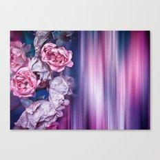ROSES IMPRESSIONS Canvas Print