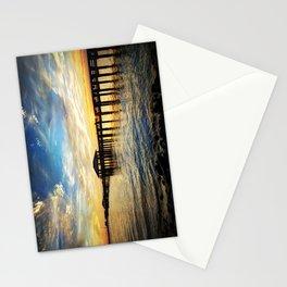 Biloxi Bay Sunset Stationery Cards