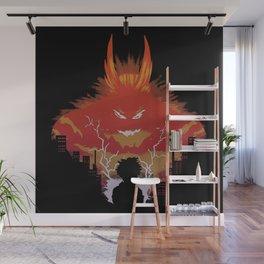 Feel Brave Wall Mural