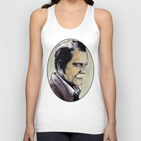 the walking dead Tank Tops featuring The Walking Dead by Zombie Rust
