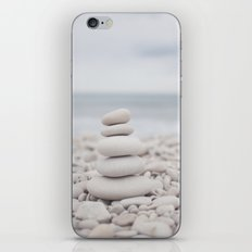 Zen sea iPhone & iPod Skin