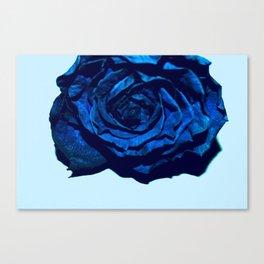 Pop Art Flower No. 2 Canvas Print