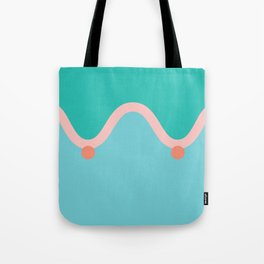Pumpspotting Boobs Tote Bag