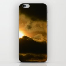 Beauty in the Storm iPhone & iPod Skin