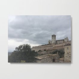 Saint Francis Church Metal Print