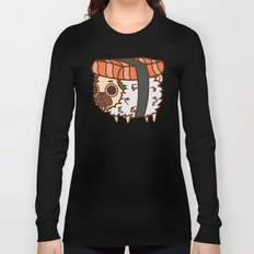 Puglie Salmon Sushi Long Sleeve T-shirt