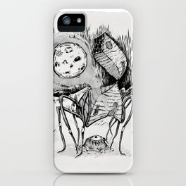 Ink House II iPhone Case