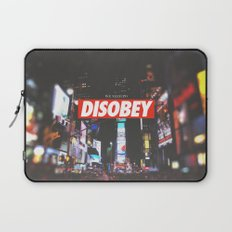 we need to DISOBEY Laptop Sleeve