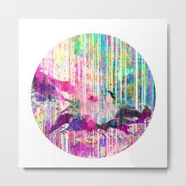 Decompose II Metal Print