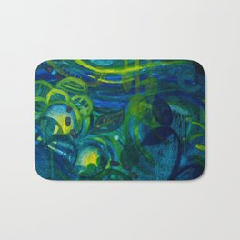 Blue Period Bath Mat