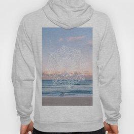 Twilight surf mandala Hoody