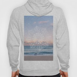 Twilight surf mandala Hoody