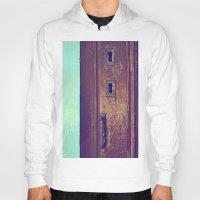 door Hoodies featuring door by gzm_guvenc