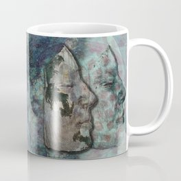 Lunar Chameleon Coffee Mug