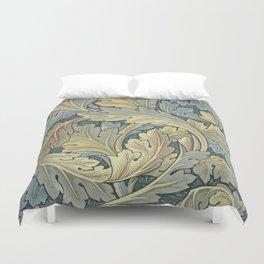 William Morris Acanthus Leaves Floral Art Nouveau Duvet Cover
