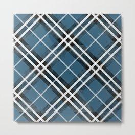 Blue Saint Andrew. Metal Print