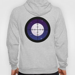 Aim for the Moon Hoody