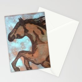 Dream Horse (copper) Stationery Cards