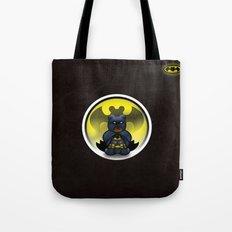 Super Bears - the Moody One Tote Bag