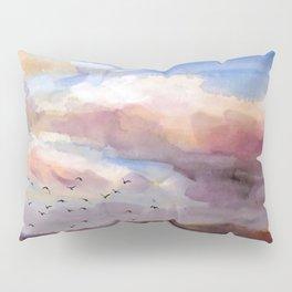 Il mare d'inverno Pillow Sham