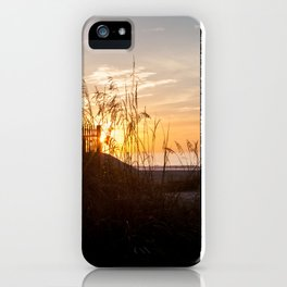 Pathway to the Beach iPhone Case