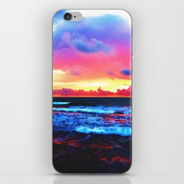 Scenic Shoreline Sunrise iPhone Skin