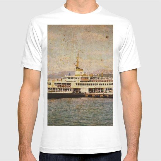 Longboattie. T-shirt