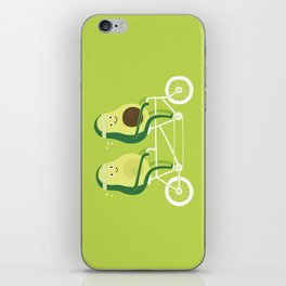 AvoCardio iPhone Skin