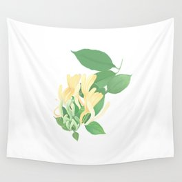 honey suckle Wall Tapestry
