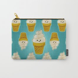 Ice Cream Cones Carry-All Pouch