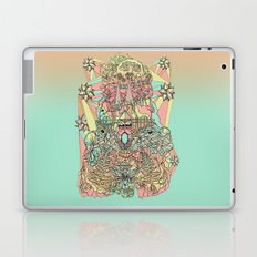 the functioning parts Laptop & iPad Skin