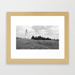 Ilvermorny Framed Art Print