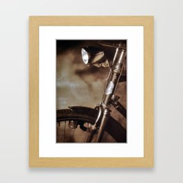 BYCICLE Framed Art Print