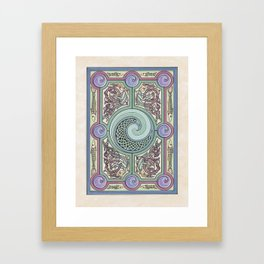 The Ninth Wave Framed Art Print
