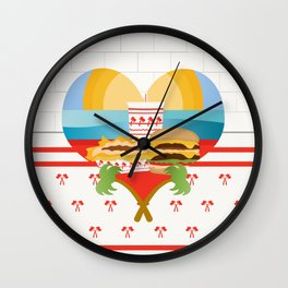 Animal Style Wall Clock