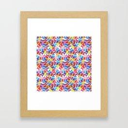Cat Knuckles Framed Art Print