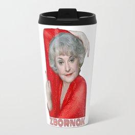 Dorothy Zbornak Flipping Off Travel Mug