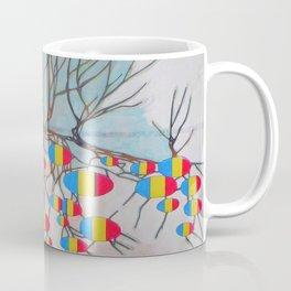 withered tree / potatoes Coffee Mug
