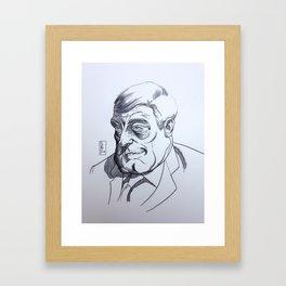 Dodik Framed Art Print