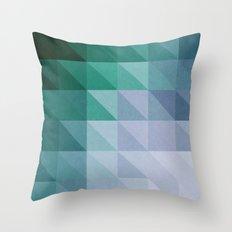 Triangular studies 03. Throw Pillow