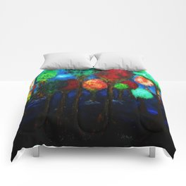 All The Possibilities Comforters