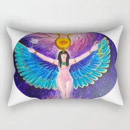 Goddess Isis Rectangular Pillow