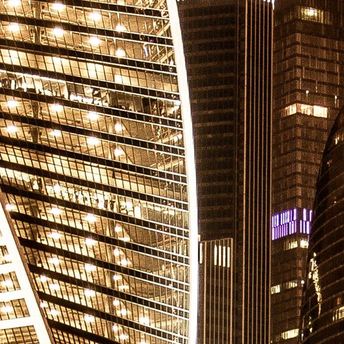 Moscow city Leggings