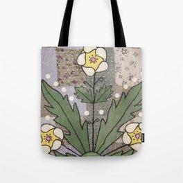 Woodland Flowers 4 Tote Bag
